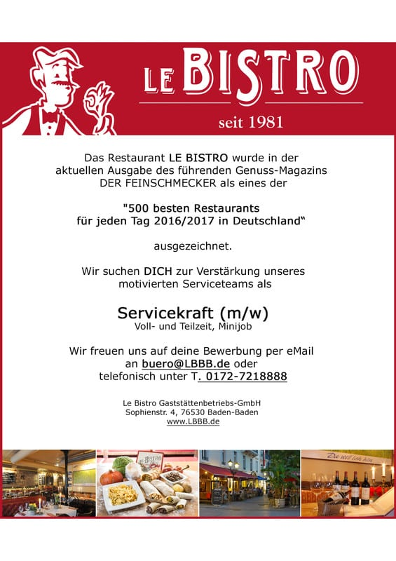 thumbnail of Stellenangebot-Servicekraft